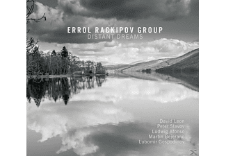 Errol Rackipov Group - Distant Dreams - (CD)