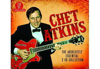 Chet Atkins - Absolutely Essential - (CD)