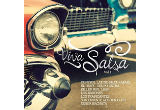 VARIOUS - Viva Salsa Vol.1 - (CD)