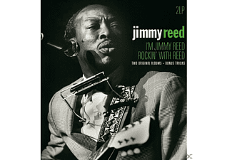 Jimmy Reed - I'm Jimmy Reed/Rockin' With Reed - (Vinyl)