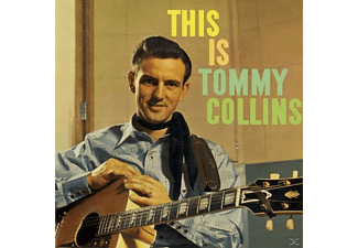 Tommy Collins - This Is Tommy Collins - (CD)