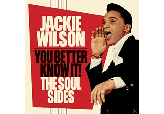 Jackie Wilson - You Better Know It! - (CD)