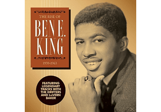 Ben E. King - The Rise Of Ben E.King - (CD)
