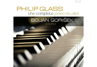 Philip Glass - The Complete Piano Etudes - (CD)