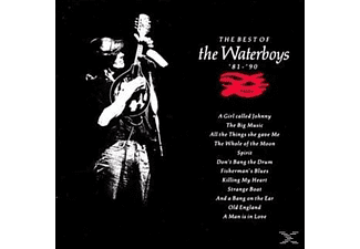 The Waterboys - THE BEST OF THE WATERBOYS 81- 90 - (CD)