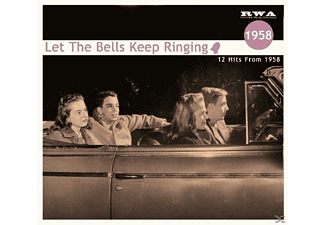 VARIOUS - Let The Bells Keep Ringing-1958 - (CD)