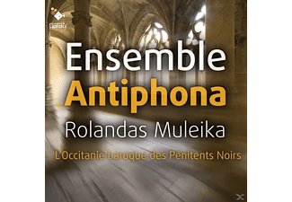 Ensemble Antiphona - Occitanie Baroque Des Penitents Noirs - (CD)