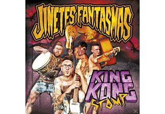 Jinetes Fantasmas - King Kong Stomp - (CD)