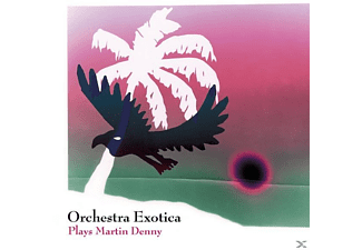 Orchestra Exotica - Plays Martin Denny - (CD)