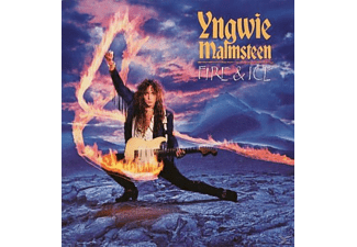 Yngwie Malmsteen - Fire & Ice (Expanded Edition) - (CD)