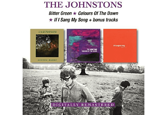 The Johnstons - Bitter Green/Colours Of The Dawn/If I Sang My Song - (CD)