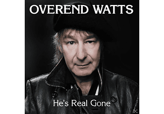 Overend Watts - He's Real Gone - (CD)