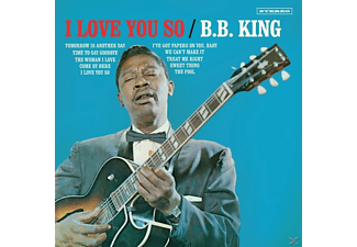 B.B. King - I Love You So+2 Bonus Tracks (Ltd.180g Vinyl) - (Vinyl)