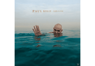 Paul Kelly - Life is Fine - (Vinyl)
