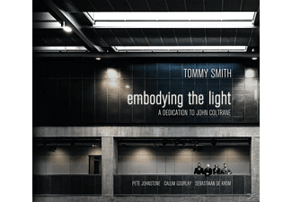 Tommy -quartet- Smith - Embodying The Light - (CD)