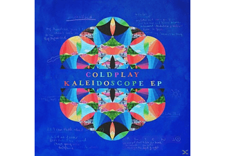Coldplay - Kaleidoscope EP - (CD)