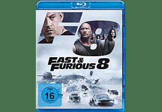 Fast & Furious 8 - (Blu-ray)