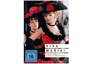 Viva Maria! (Digital Remastered) - (DVD)