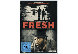 Fresh (Digital Remastered) - (DVD)
