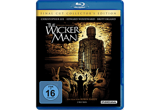 The Wicker Man (Final Cut Edition / Collector's Edition / Originalfassung mit Untertiteln) - (Blu-ray)