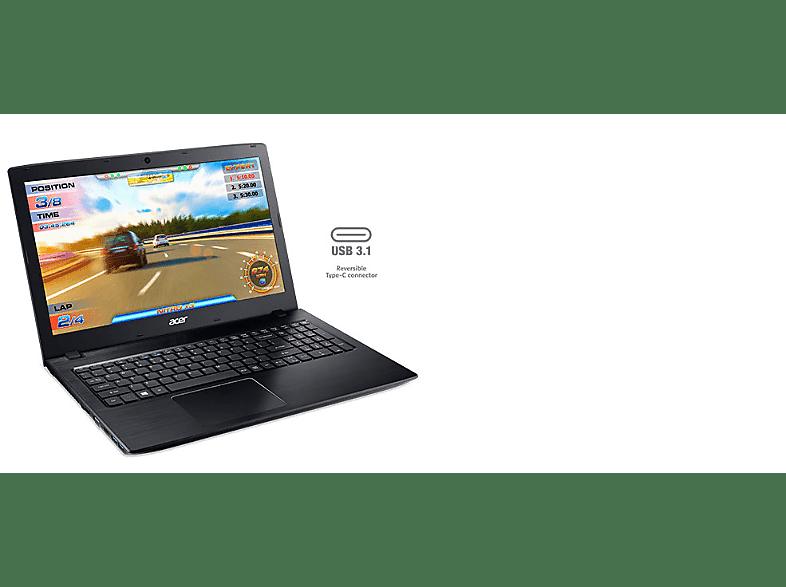 "Acer Aspire E5-575G piros notebook NX.GDXEU.012 (15,6""/Core i3/4GB/1TB/GT940MX 2GB VGA/Linux)"