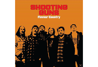 Shooting Guns - Flavour Country - (CD)