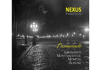 Nexus Piano Duo - Promenade - (CD)