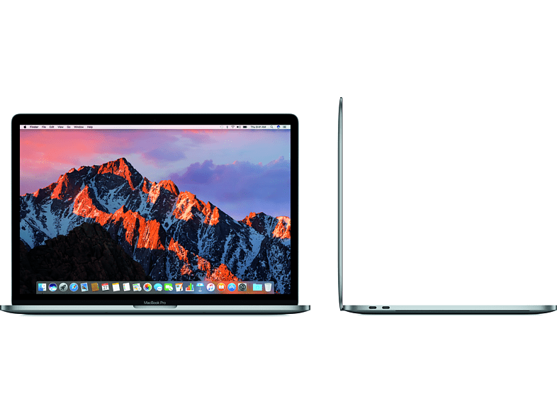 "APPLE MacBook Pro 15"" Touch Bar (2017) asztroszürke Core i7/16GB/256GB SSD/Radeon Pro 555 2GB (mptr2mg/a)"