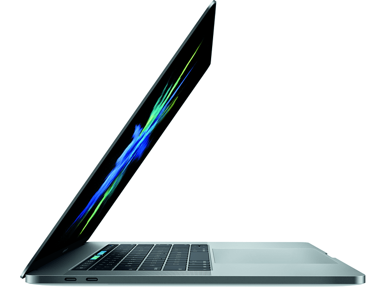 "APPLE MacBook Pro 15"" Touch Bar (2017) ezüst Core i5/16GB/512GB SSD/Radeon Pro 560 4GB (mptv2mg/a)"