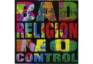 Bad Religion - No Control (Reissue) (CD)