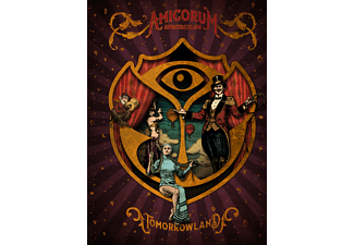 VARIOUS - Tomorrowland – Amicorum Spectaculum - (CD)