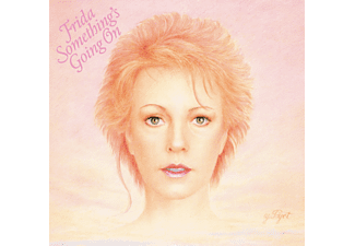 Frida - Something's Going on (Black, Limited Edition) (Vinyl LP (nagylemez))