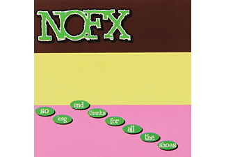 NOFX - So Long, And Thanks For All... (CD)
