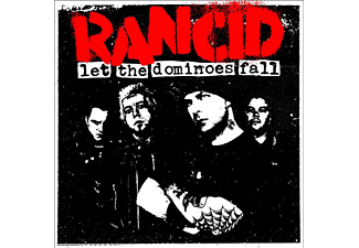 Rancid - Let the Dominoes Fall (CD)