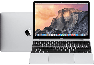 "APPLE MacBook 12"" Retina (2017) ezüst Core m3/8GB/256GB SSD (mnyh2mg/a)"