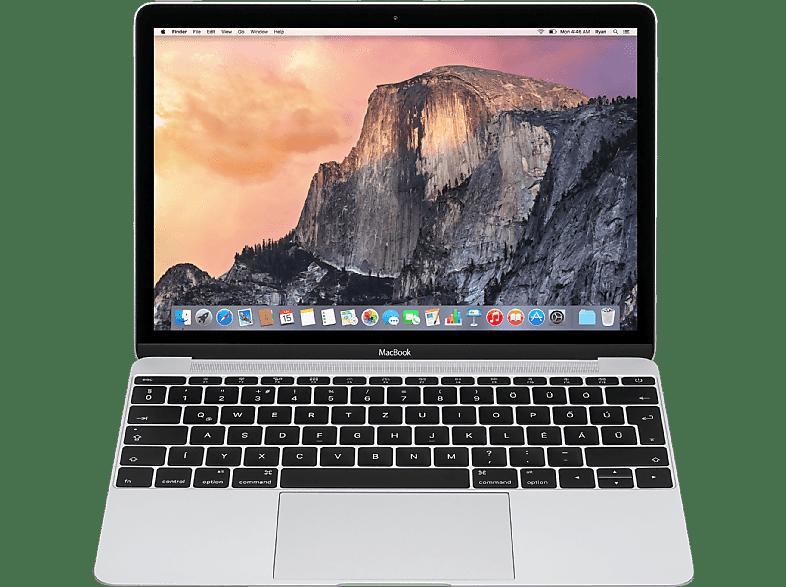 """APPLE MacBook 12"""" Retina (2017) ezüst Core i5/8GB/512GB SSD (mnyj2mg/a)"""