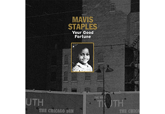 Mavis Staples - Your Good Fortune (Vinyl LP (nagylemez))