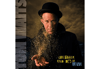 Tom Waits - Glitter & Doom Live (Vinyl LP (nagylemez))
