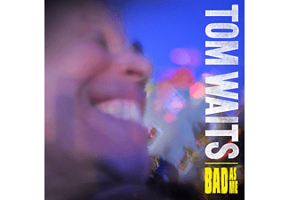 Tom Waits - Bad As Me (Deluxe Edition) (CD)