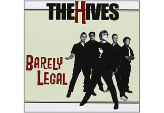 The Hives - Barely Legal (CD)
