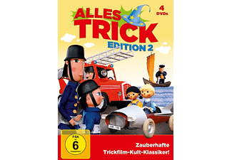 Alles Trick - Edition 2 - (DVD)
