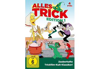 Alles Trick - Edition 1 - (DVD)