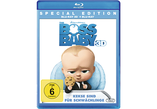 The Boss Baby - (3D Blu-ray (+2D))