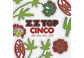 ZZ Top - Cinco:The First Five's (Limited Edition) (Vinyl LP (nagylemez))