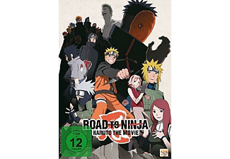 Road to Ninja: Naruto The Movie - (DVD)