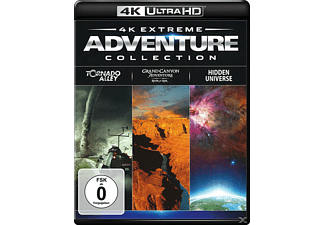Extreme Adventure Collection (Tornado Alley, Grand Canyon Adventure, Hidden Universe) - (4K Ultra HD Blu-ray)