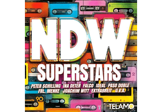 VARIOUS - NDW Superstars - (CD)