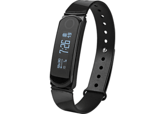 SWISSTONE SW 350 HR, Activity Tracker, TPU, 255 mm, Schwarz