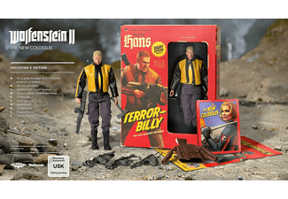 Wolfenstein II: The New Colossus Collectors Edition - PC