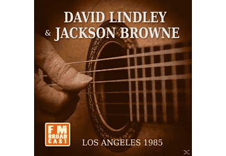 David Lindley, Jackson Browne - Los Angeles 1985 - (CD)